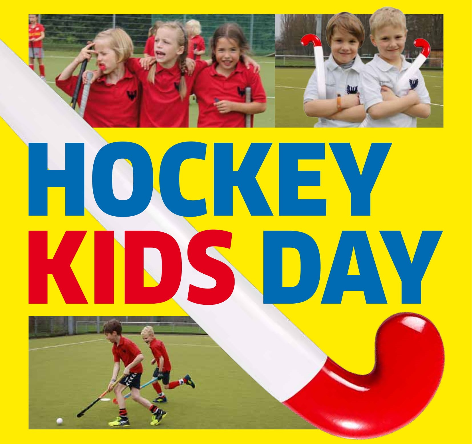 Hockey Kids Day am 23.06.2018