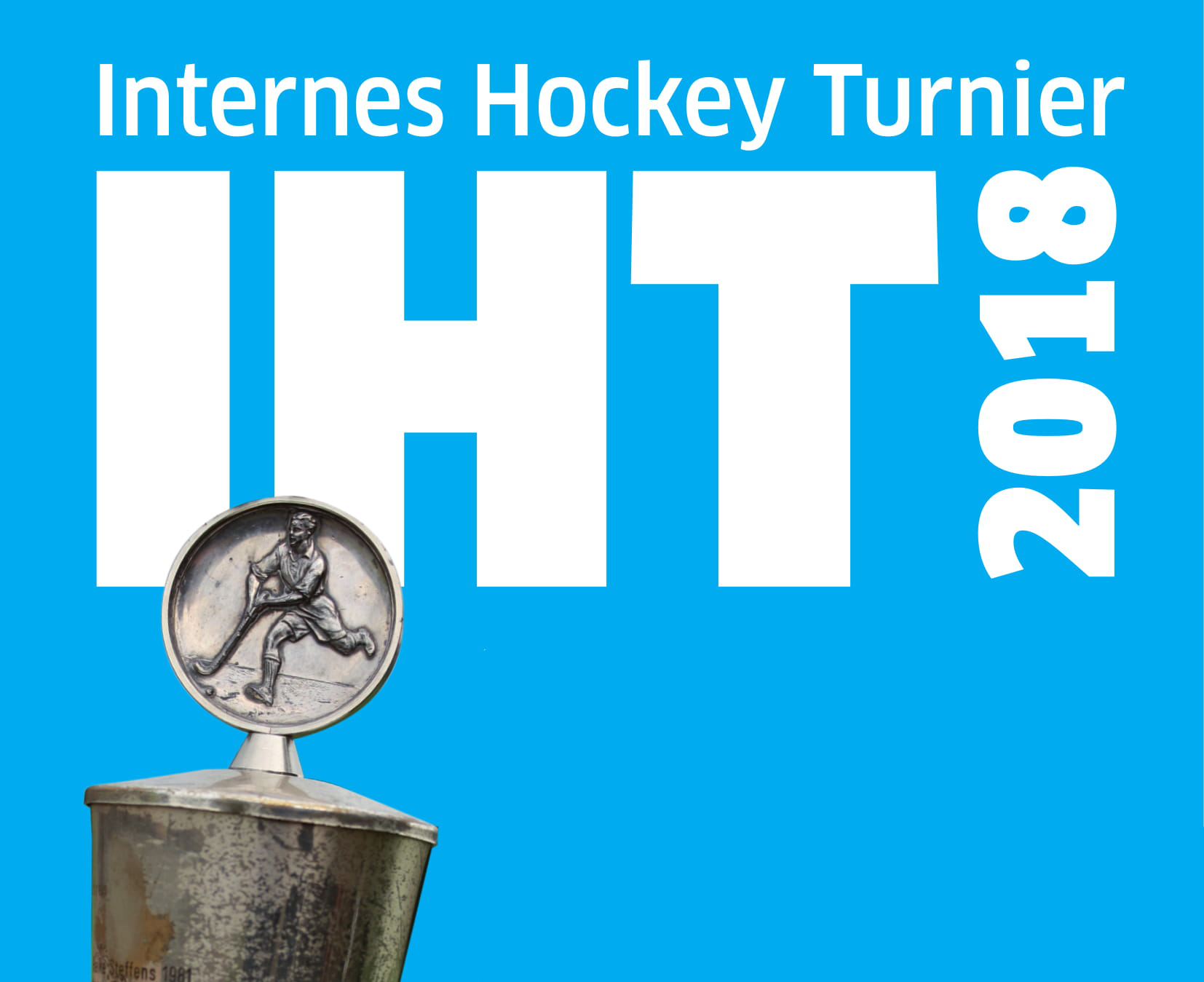 Internes Hockey Turnier am 30.06.2018