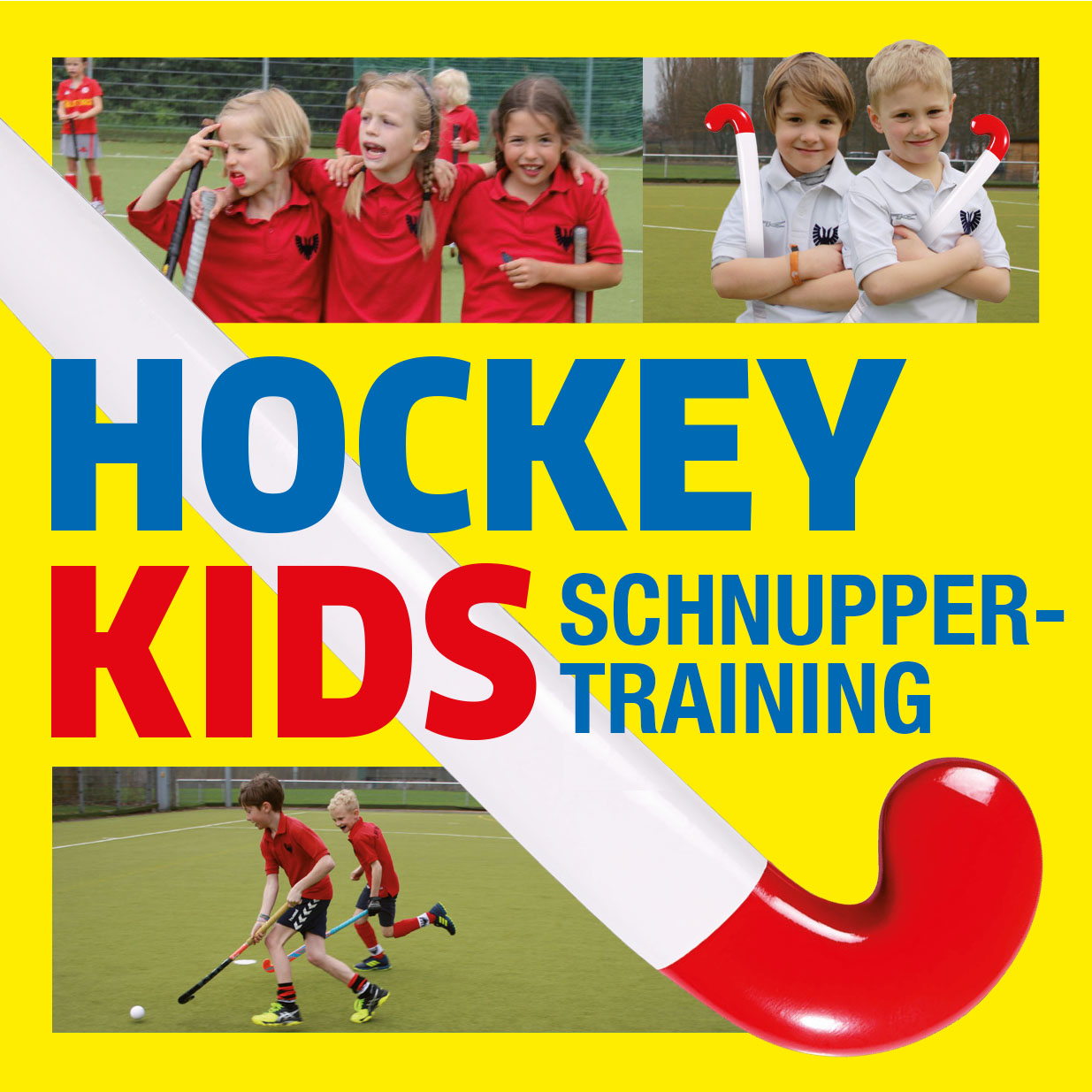 Hockey Kids Sondertraining